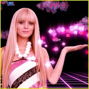 แปลเพลง A Little Lucky Girl - Lindsay Lohan