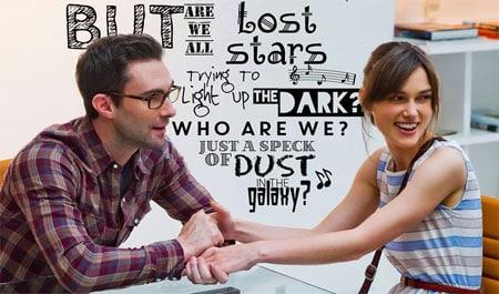 แปลเพลง Lost Stars - Adam Levine