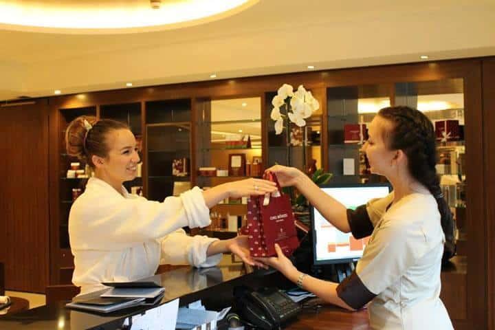เรียนการโรงแรมที่ต่างประเทศ