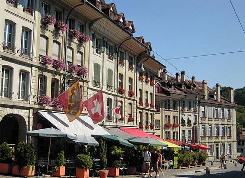 เรียนการโรงแรมที่ต่างประเทศ สวิตเซอร์แลนด์