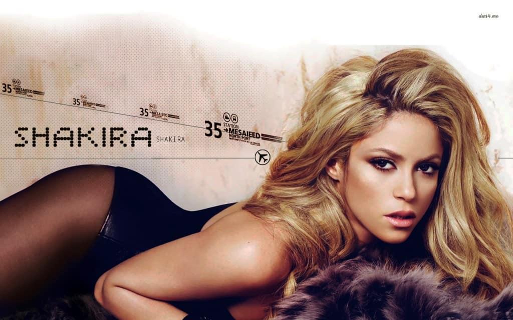แปลเพลง Objection - Shakira