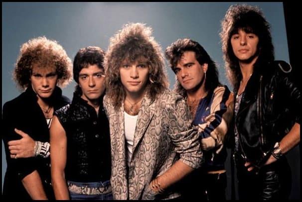 แปลเพลง Livin' On a Prayer - Bon Jovi