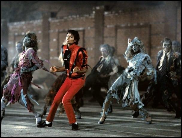 แปลเพลง Thriller - Michael Jackson