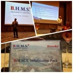 B.H.M.S. Agent Conference 2015