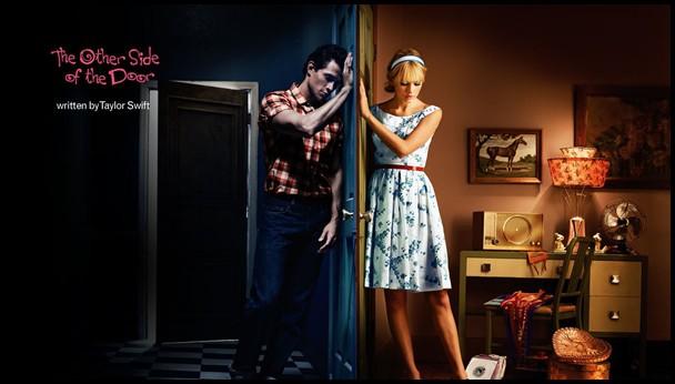 แปลเพลง The Other Side of The Door - Taylor Swift