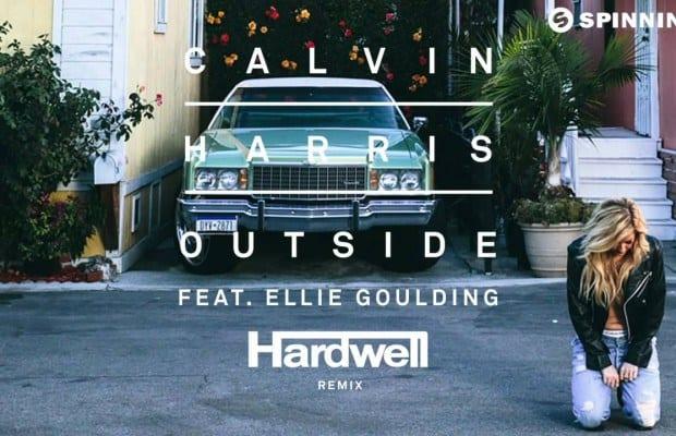 แปลเพลง Outside - Calvin Harris feat. Ellie Goulding