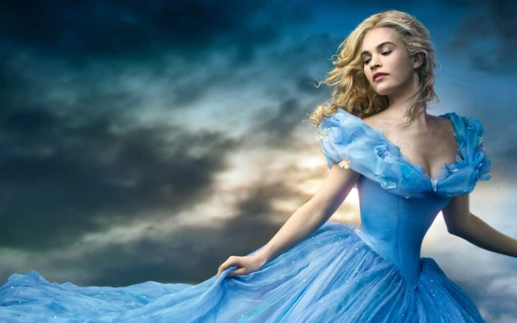 Lavender's Blue (Dilly Dilly) - Cinderella 2015 Soundtrack
