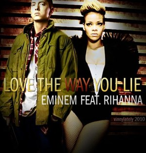 แปลเพลง Love The Way You Lie - Eminem Featuring Rihanna