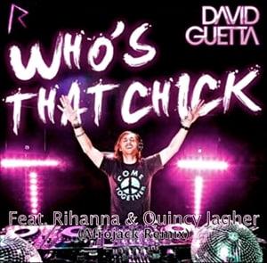 แปลเพลง Who's That Chick - David Guetta featuring Rihanna