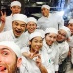 น้องเฟิร์น กำลังเรียน Certificate III in Hospitality (Commercial Cookery) + Diploma of Hospitality ที่ TAFE Brisbane