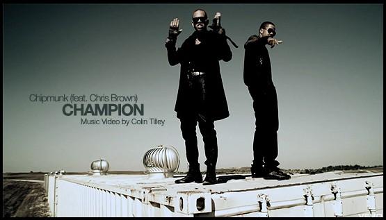 แปลเพลง Champion - Chipmunk Featuring Chris Brown