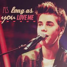 แปลเพลง As Long As You Love Me - Justin Bieber