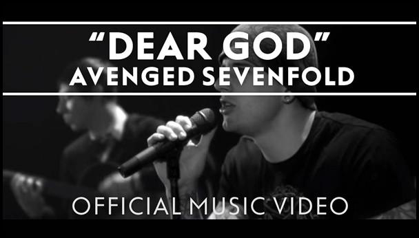 แปลเพลง Dear God - Avenged Sevenfold