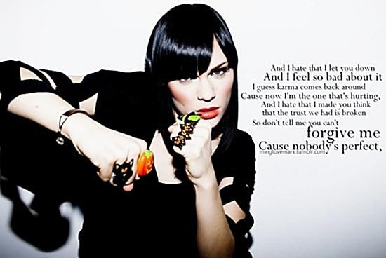แปลเพลง Nobody's Perfect - Jessie J