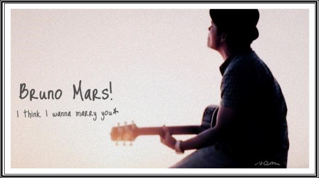 แปลเพลง Marry You - Bruno Mars