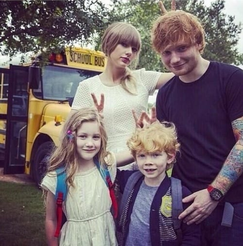 แปลเพลง Everything has changed - Taylor Swift ft. Ed Sheeran