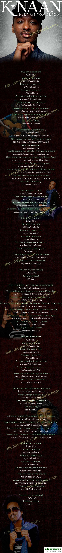 แปลเพลง Hurt Me Tomorrow - K'naan