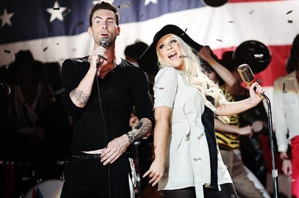 แปลเพลง Moves Like Jagger - Maroon 5 ft. Christina Aguilera