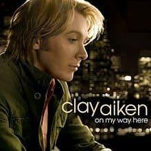 แปลเพลง On My Way Here - Clay Aiken