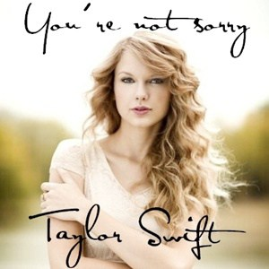 แปลเพลง You're Not Sorry - Taylor Swift