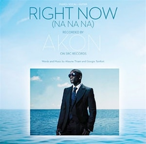 แปลเพลง Right Now (Na Na Na) - Akon