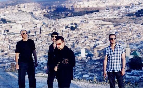 แปลเพลง Get On Your Boots - U2