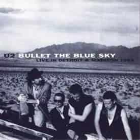 แปลเพลง Bullet the Blue Sky - U2