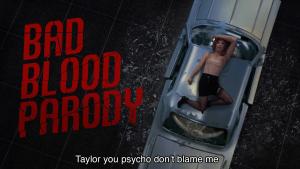 แปลเพลง Bad Blood Parody - Bart Baker