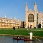 ทุนการศึกษา เรียนที่ University of Cambridge ในระดับป.ตรี ป.โท