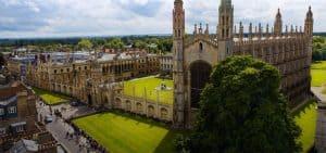 ทุนการศึกษา เรียนที่ University of Cambridge