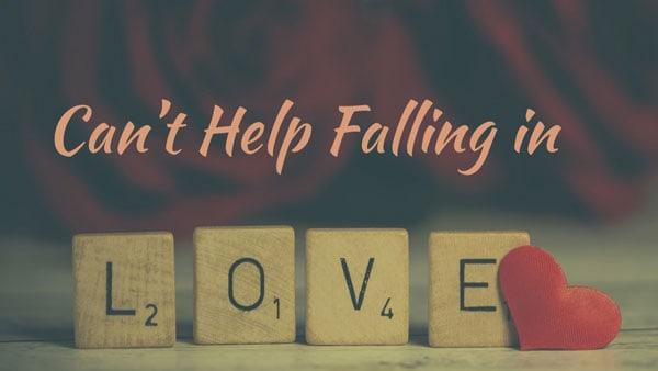 แปลเพลง Can't Help Falling in Love