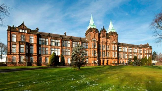 มหาวิทยาลัยชั้นนำของสกอตแลนด์