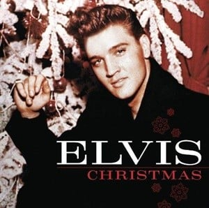 แปลเพลง On a Snowy Christmas Night - Elvis Presley
