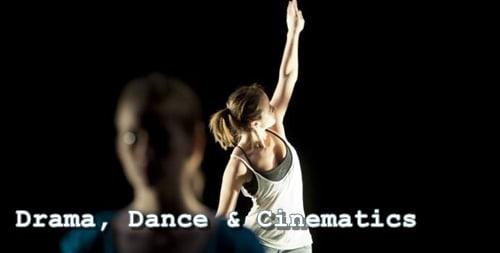 อันดับมหาวิทยาลัยในอังกฤษ สาขา Drama, Dance & Cinematics