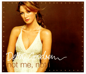 แปลเพลง Not me, not I - Delta Goodrem