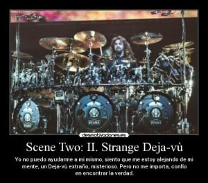 แปลเพลง Strange Déjà vu - Dream Theater