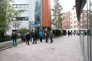 New Campus IH Dublin 2