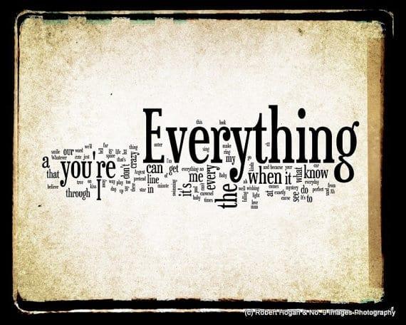 แปลเพลง Everything - Michael Buble
