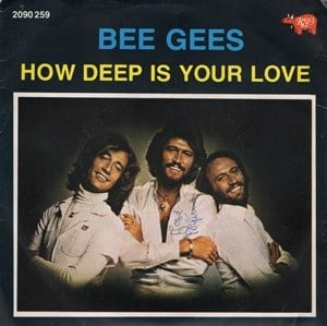 แปลเพลง How Deep Is Your Love - Bee Gees