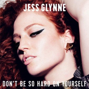 jess-glynne-dont-be-so-hard-on-yourself-cover