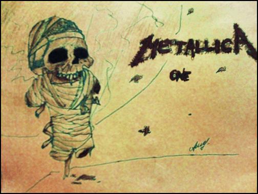 แปลเพลง One - Metallica