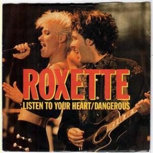 แปลเพลง Listen to your heart - Roxette
