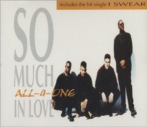 แปลเพลง So Much In Love - All 4 One