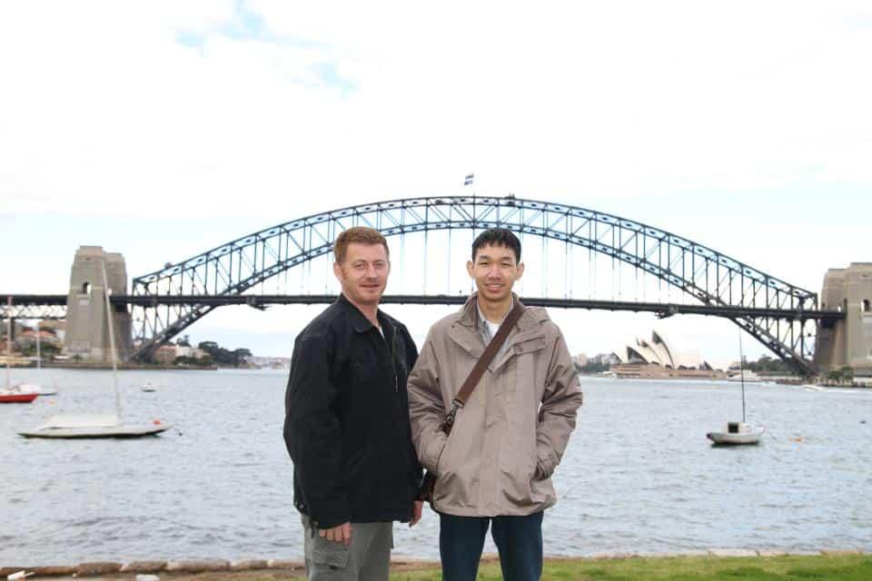 น้องกานต์ เรียนภาษาที่ซิดนีย์ และต่อเข้า Pathway ของ Macquarie University
