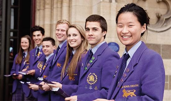 เรียนต่อออสเตรเลีย - วิทยาลัยเวสลีย์เมลเบิร์น