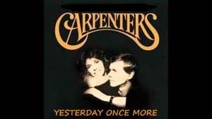 แปลเพลง Yesterday Once More - Carpenters