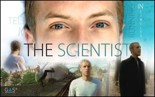 แปลเพลง The Scientist - Coldplay