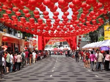 เทศกาลตรุษจีนที่ภูเก็ต