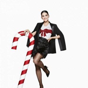 นักร้องสาว Katy Perry เข้าร่วมแคมเปญถ่ายแบบเสื้อผ้าแบรนด์ดังอย่าง H&M