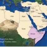 อันดับมหาวิทยาลัยในอังกฤษ สาขา Middle Eastern & African Studies